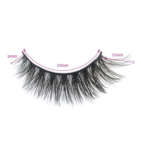 mink eyelashes suppliers-LUXE-Dimension