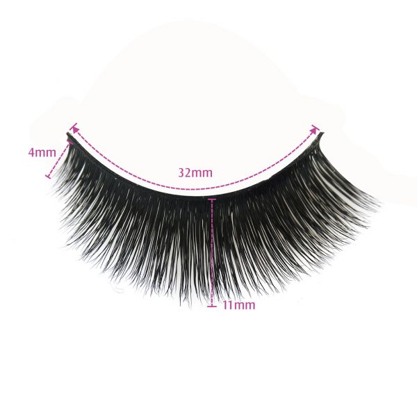 mink hair wholesale-SOPHIA-Dimension