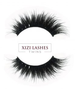 3d mink eyelashes-Twins