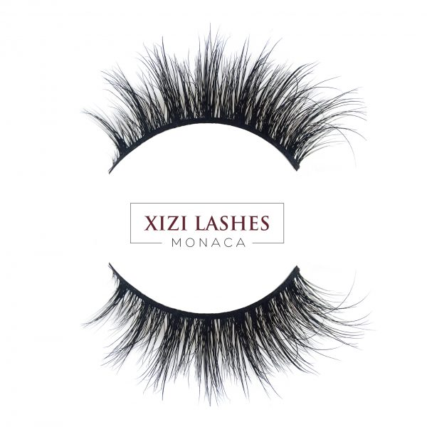 real mink lashes wholesale-Monaco