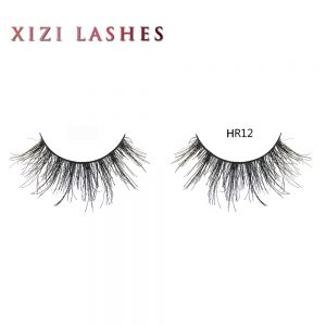 Human Hair Lashes-xizi lashes HR12
