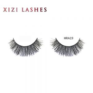 Real Hair False Eyelashes with Knot Free Band— XIZI HRA19
