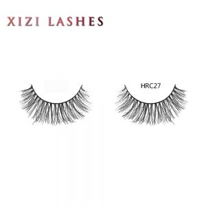 Natural Hair Eyelashes with Knot Free Band — XIZI HRC27
