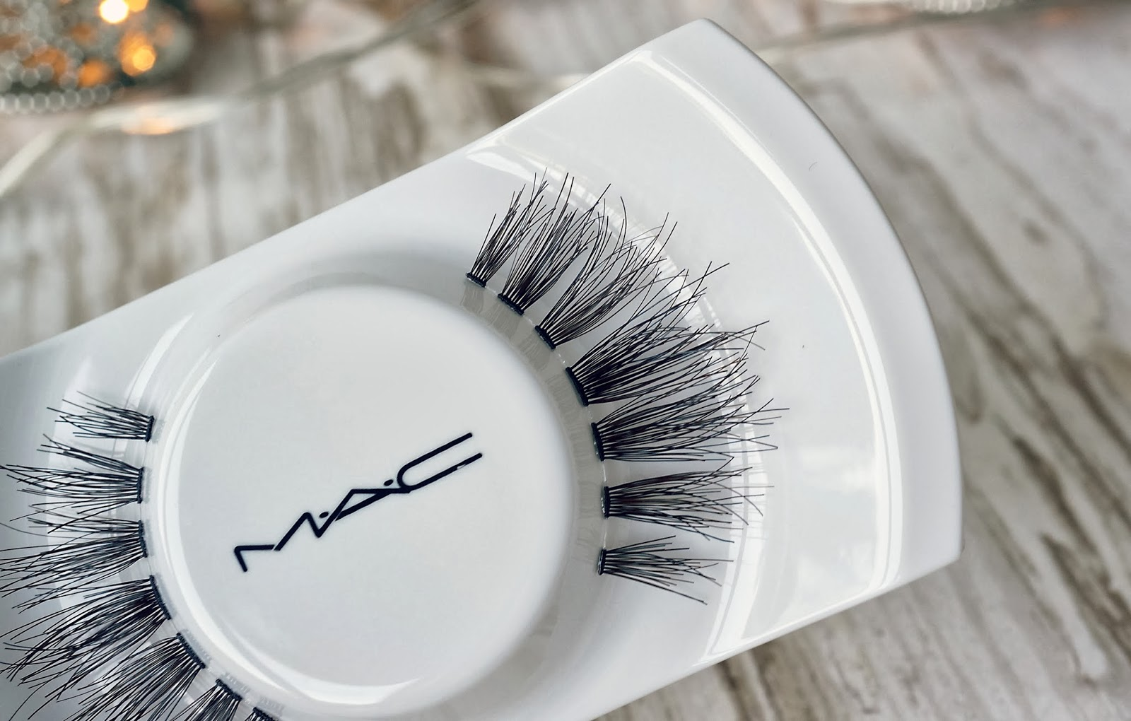 MAC lashes— xizi lahses