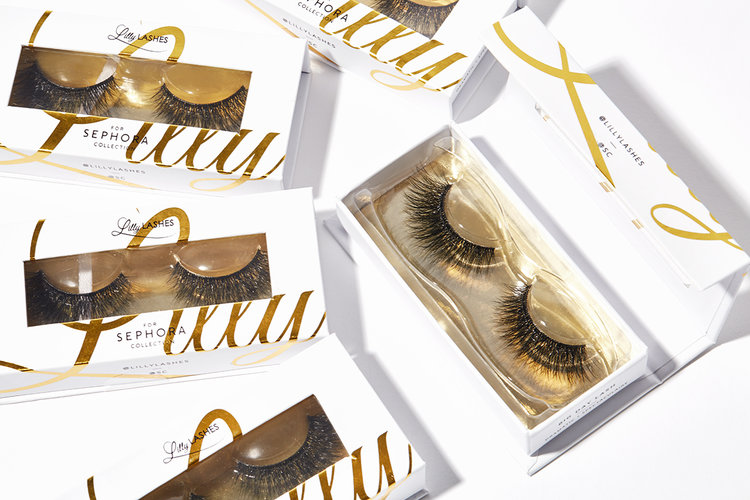 Sephora Collection Lashes—xizi lashes