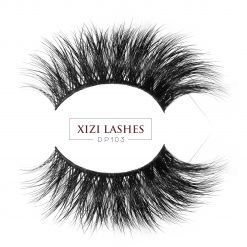 XIZI Mink Eyelashes Manufacturer Lashes Supplier DP103