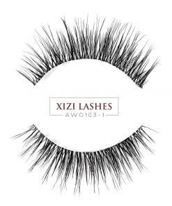 Mink Effect 3D Silk Lashes AWO103-1