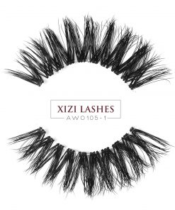 Mink Effect 3D Silk Lashes AWO105-1