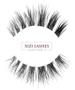 Mink Effect 3D Silk Lashes AWO108-1