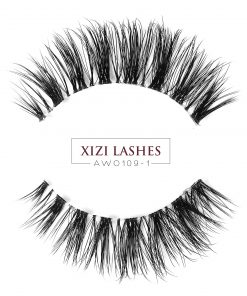 Mink Effect 3D Silk Lashes AWO109-1