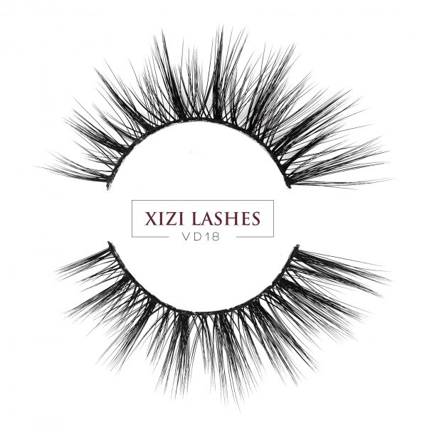 XIZI Faux Mink Eyelashes Manufacturer Lashes Supplier VD18