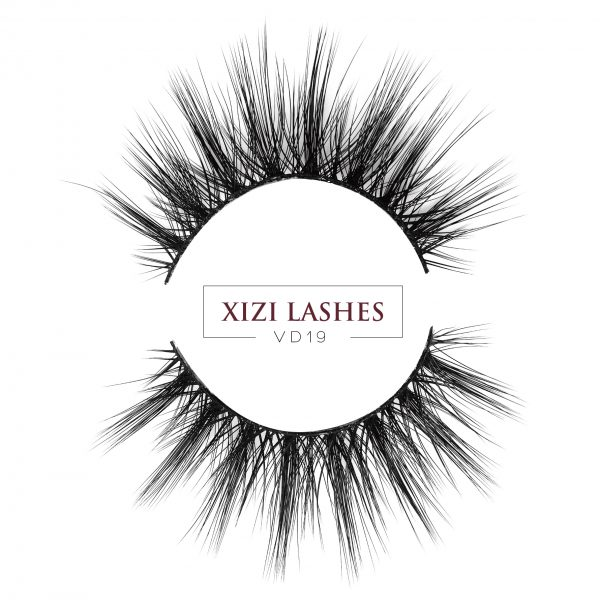 XIZI Faux Mink Eyelashes Manufacturer Lashes Supplier VD19