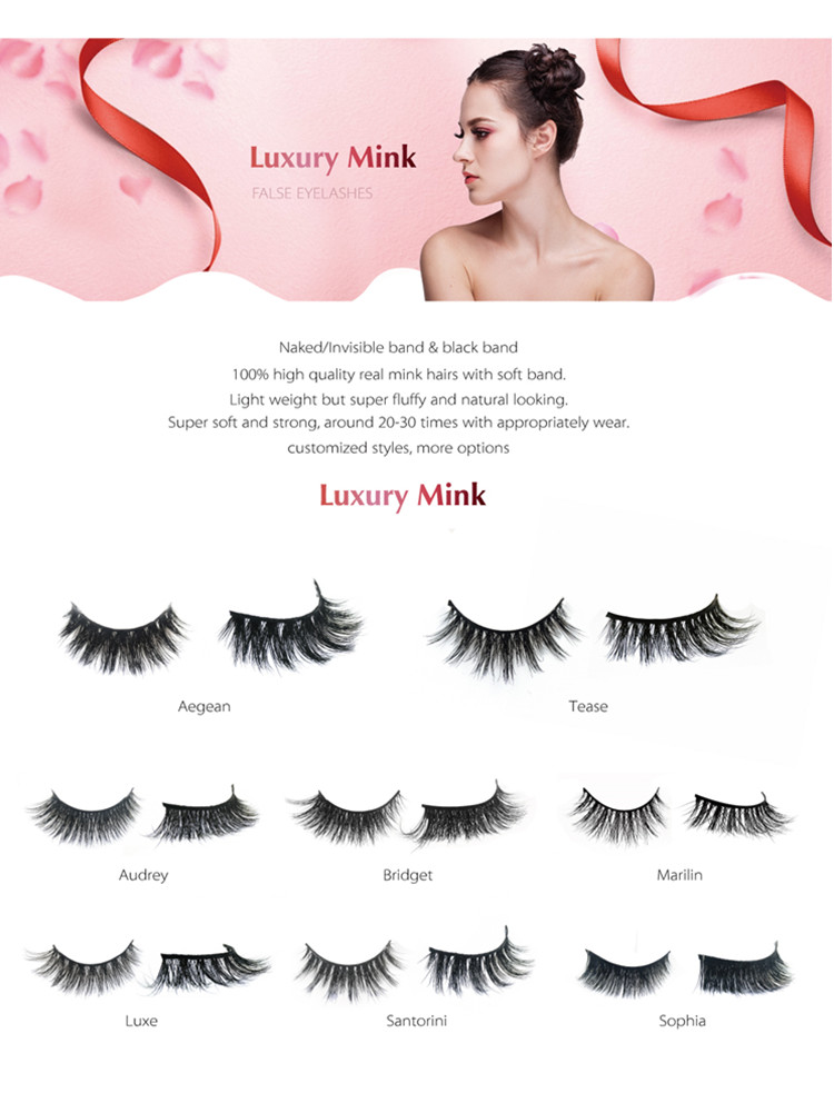 xizi lashes mink eyelashes manufacturer supplier